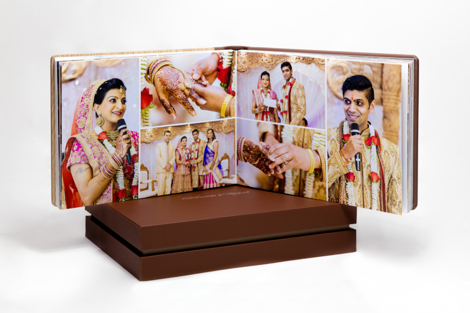 Asmita Nilesh Wedding Album By Gingerlime Design 9