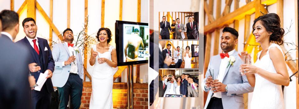 Civil Ceremony Wedding Album By Gingerlime Design10