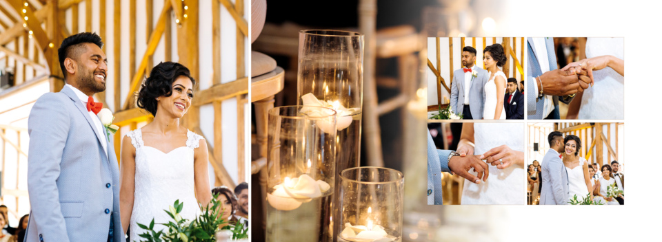 Civil Ceremony Wedding Album By Gingerlime Design5