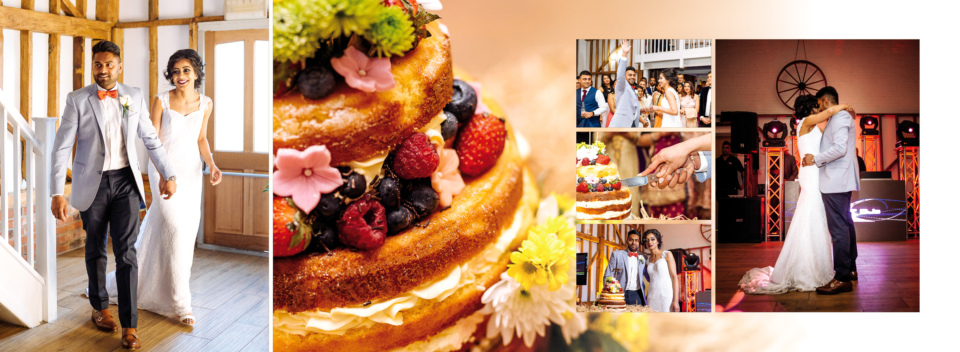 Civil Ceremony Wedding Album By Gingerlime Design9