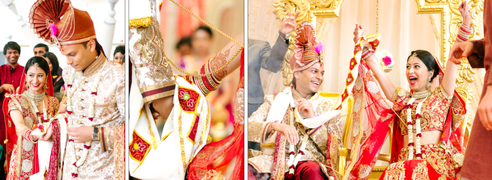 Jayesh Sulochna Hindu Wedding Album by Gingerlime Design