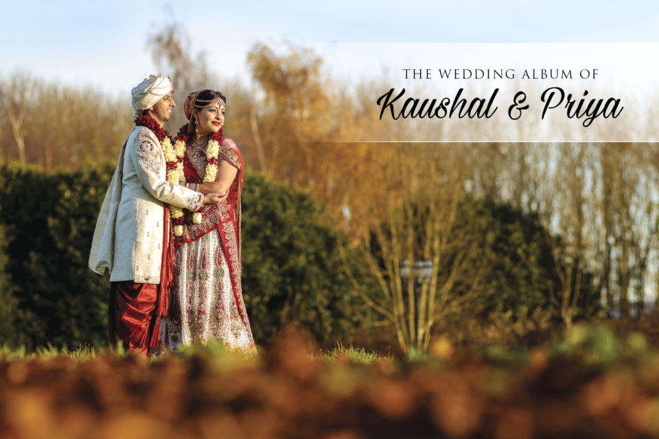 Hindu Wedding Album By Gingerlime Design