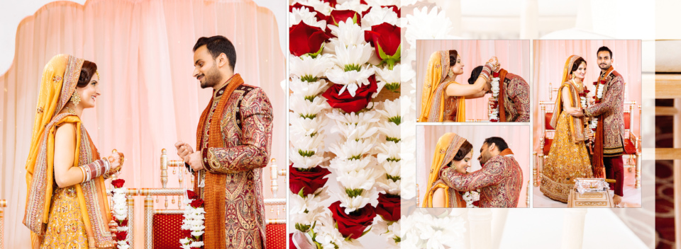 Komal Kevaal Wedding Album By Gingerlime Design 10