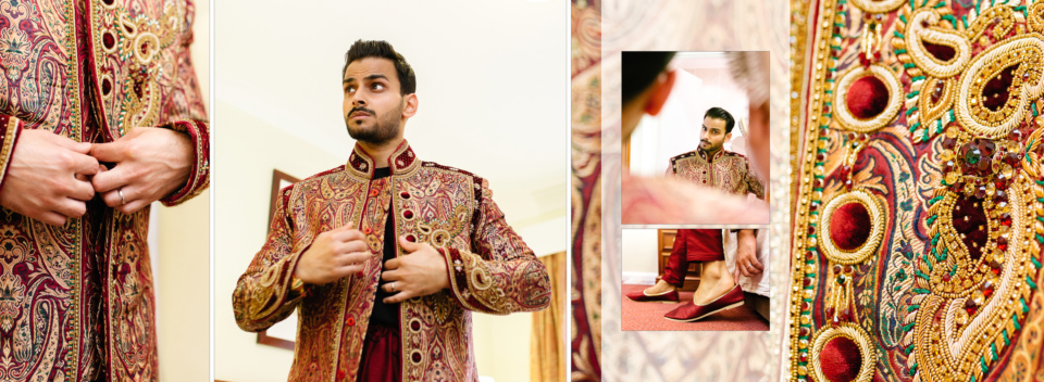 Komal Kevaal Wedding Album By Gingerlime Design 8