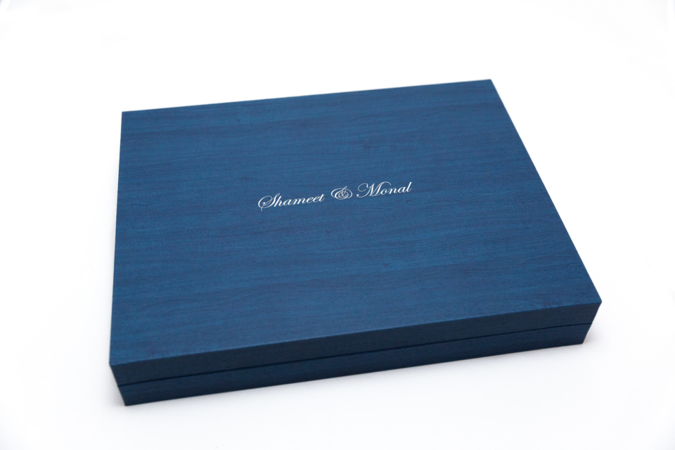 Sam & Monal's Guestbook by Gingerlime Design