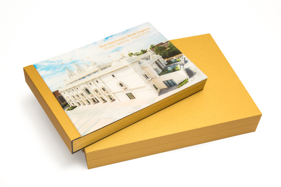Temple Album Project by Gingerlime Design