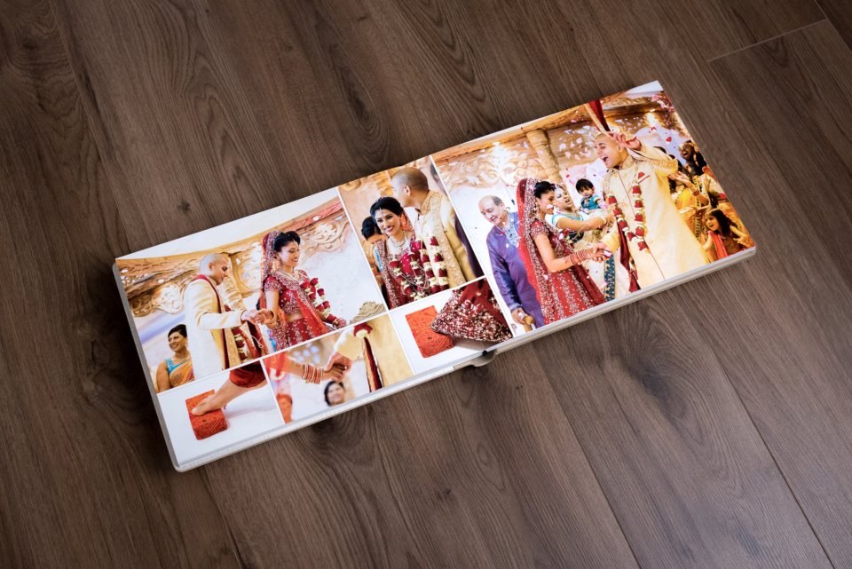 Hindu Wedding Album Design By Gingerlime Design 5