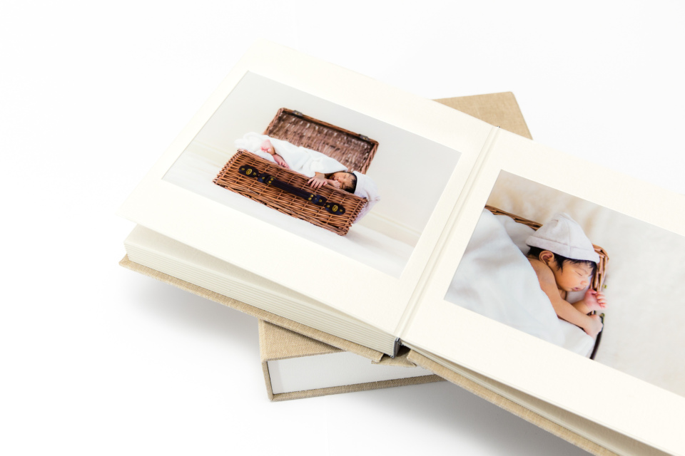 Baby album by Gingerlime Design