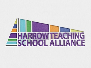 Logo Design Harrow Teaching School Alliance Gingerlime Design 2
