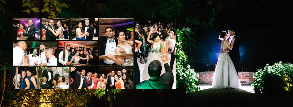 Wedding Reception Album Design